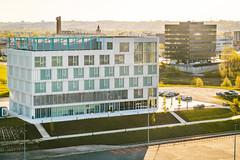 Architecture | Kaunas aerial