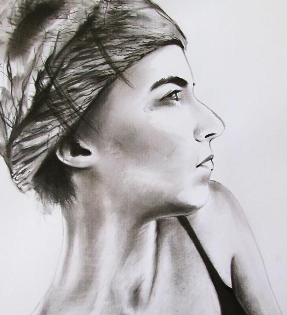 retratos by Carlos Saramago