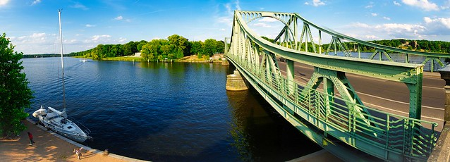 This famous bridge...