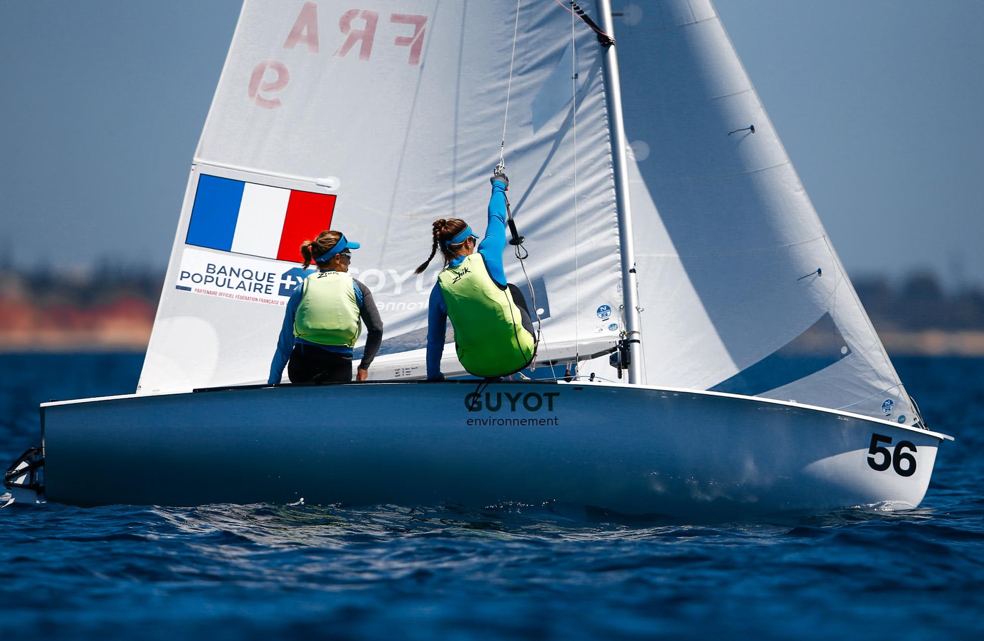 Camille Lecointre et Aloïse Retornaz - 470