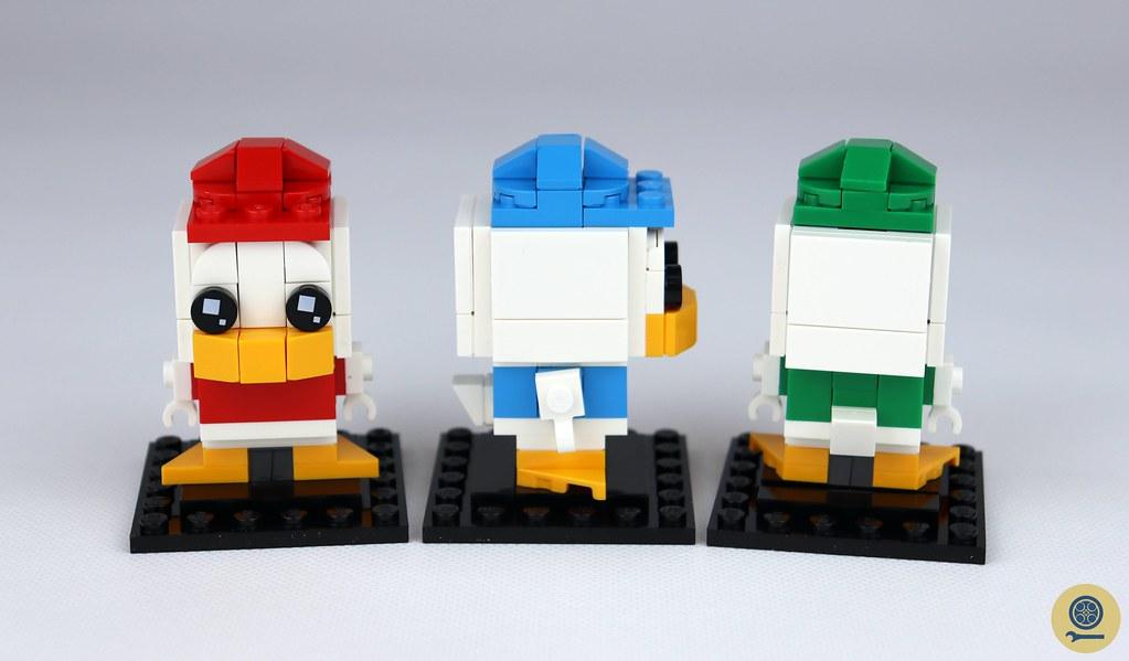 40477 Scrooge McDuck, Huey, Dewey and Louie 4
