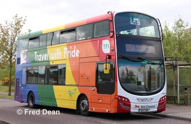 Bus Eireann VWD43 (151-C-7164).