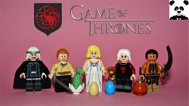 House Targaryen of Dragonstone: