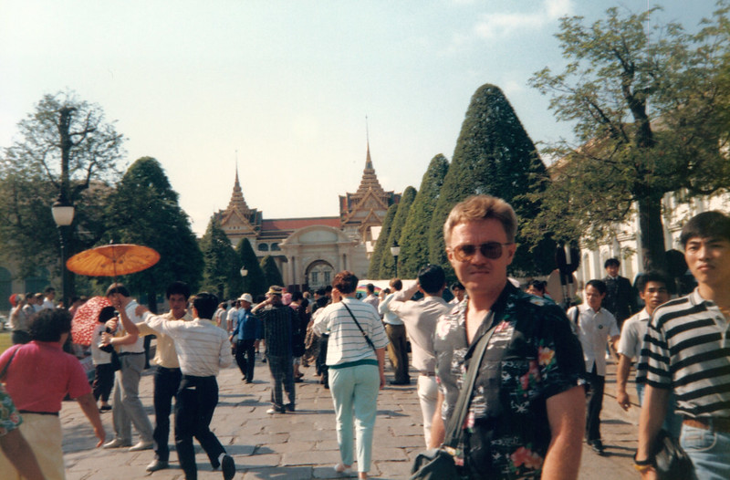 First Trip to Thailand 1991 (13)