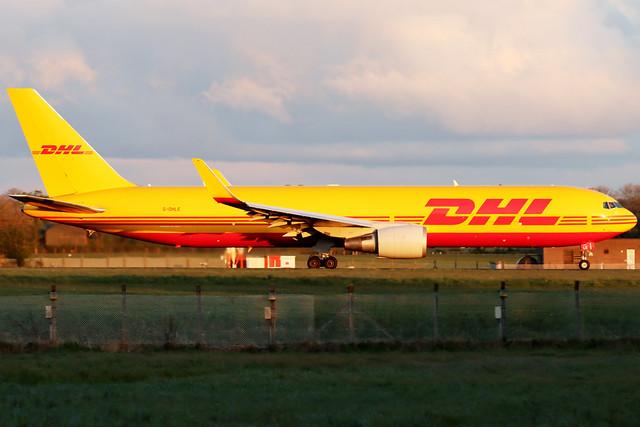 DHL Air G-DHLE BFS 05/05/21