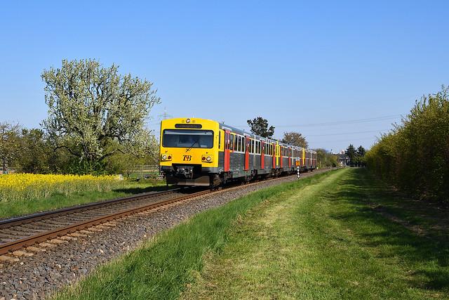 HLB 609 003 (VT 3) Frankfurt-Unterliederbach
