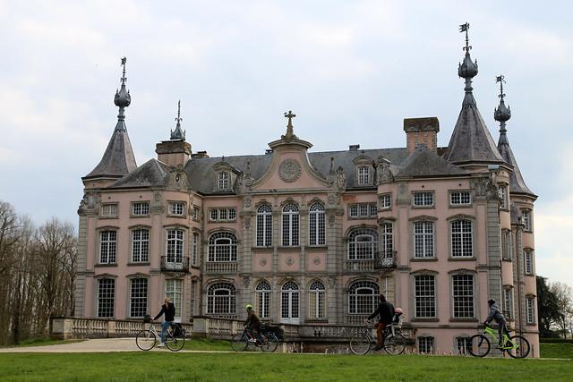 Europe - Belgium / Poeke Castle - Kasteel van Poeke