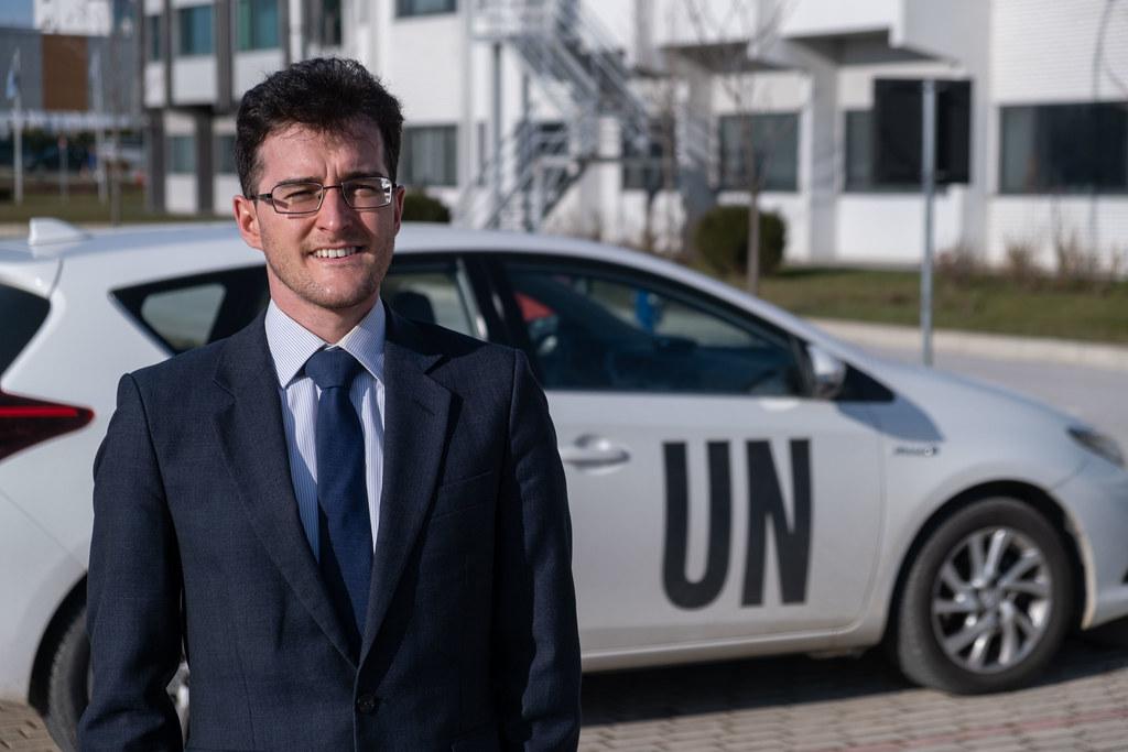 Sebastian Denton – Political Affairs Officer