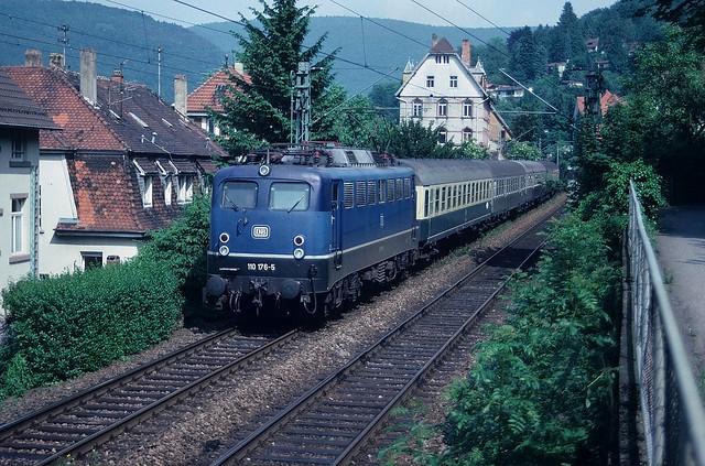 110 176  Schlierbach - Ziegelhausen  10.06.88