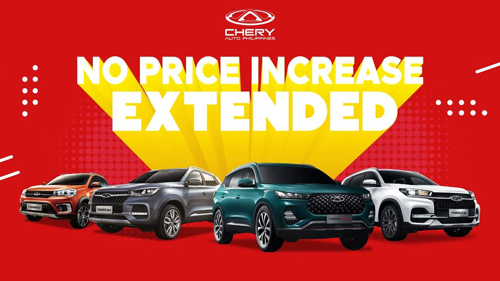 Unstoppable CHERY holds price increase for the third time in 2021