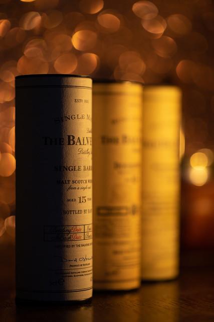 Balvenie Miniature Collection