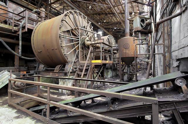 Three-Step Mill