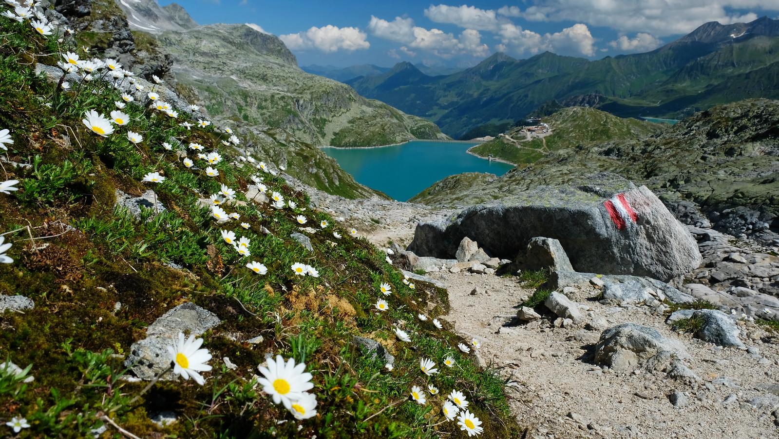Weisssee Glacier World, Alps, Austria