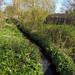 Ditch and pillbox