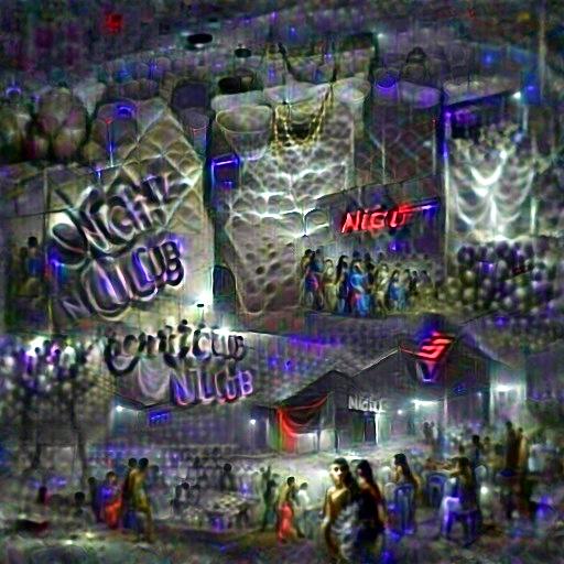 DeepDaze - Night Club