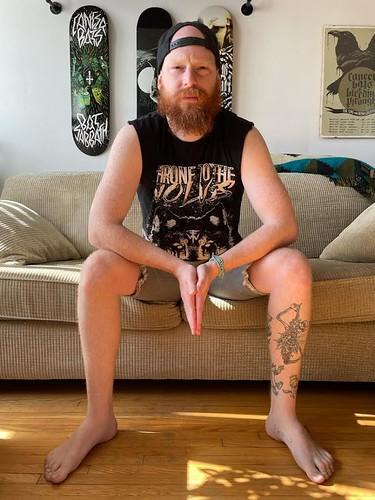 Tattoo Talk: Diamond Weapon's Louis Tentsos and Jason Bradfield Tell Us All About Their Tats