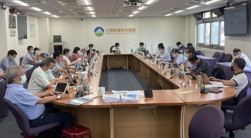 寶山2期擴建計畫於今(12日)環評大會完成政策環評。黃思敏攝