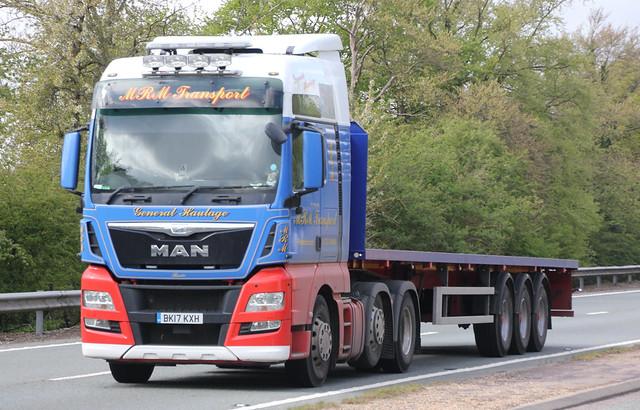 MRM Transport - BK 17 KXH