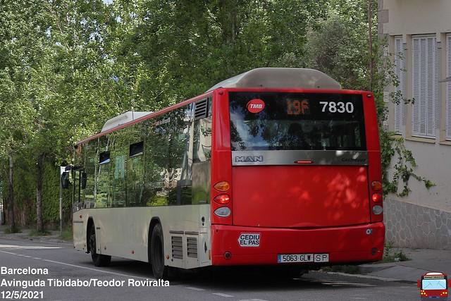 Rareza TMB 7830