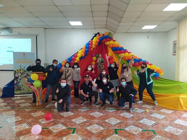 Celebración del Día del Estudiante en el LAB 2021