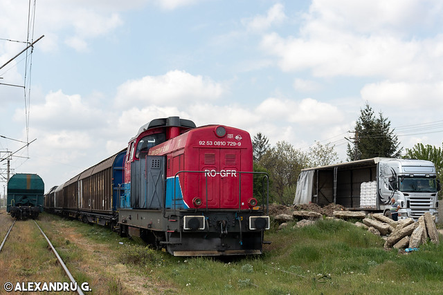 92 53 0 810 729-9 | Grup Feroviar Roman