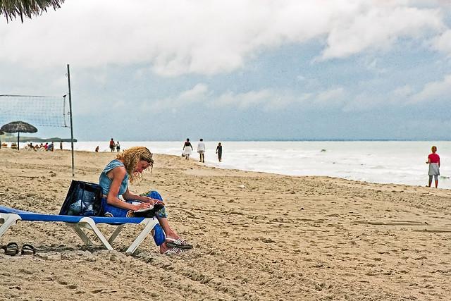 Varadero, Cuba, September 2001
