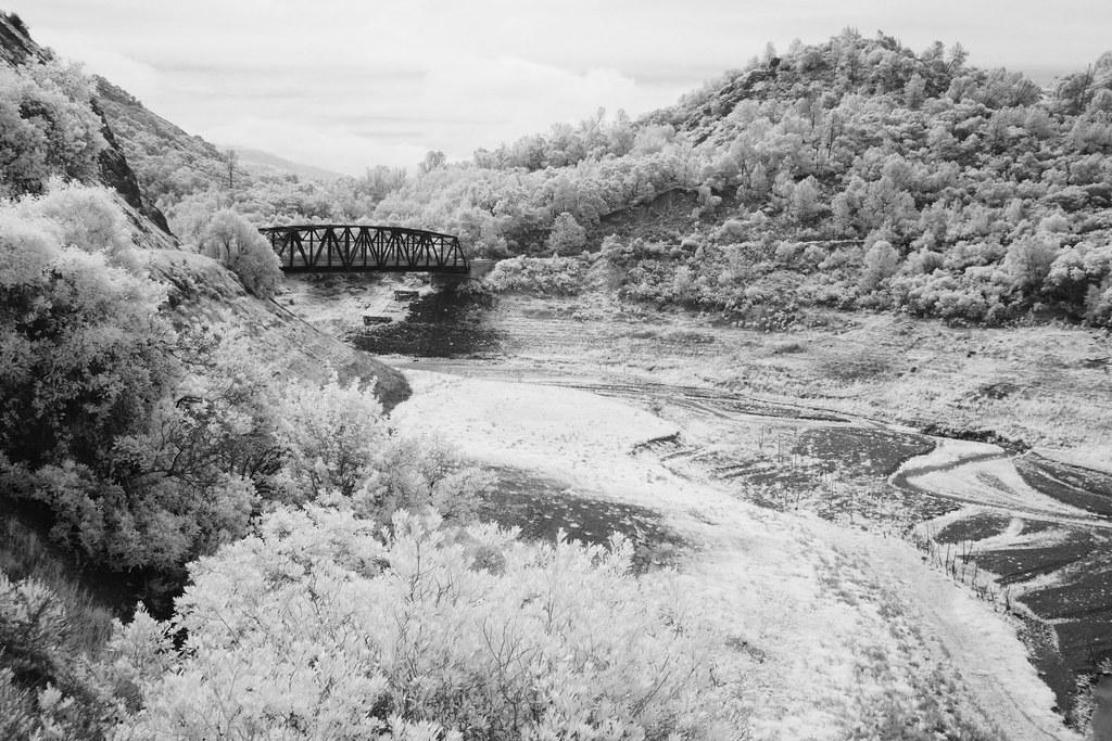 Bridge Over Absent Waters