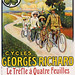GAUDY, Georges.  Cycles Georges Richard, Le Tr`fle à Quatre Feuilles