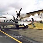 OK-CZD 1997 Let L610G/Ayresa 7000 Let Aero Farnborough Airshow 09.98