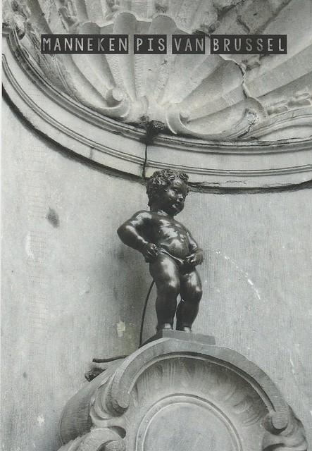 Manneken-Pis, Bruxelles