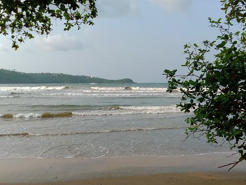 Dewata Beach surf