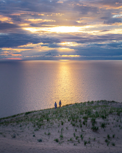 Sleeping Bear Dunes National Lakeshore. From Top Five Hidden Gems in Michigan for Hikers and Paddlers