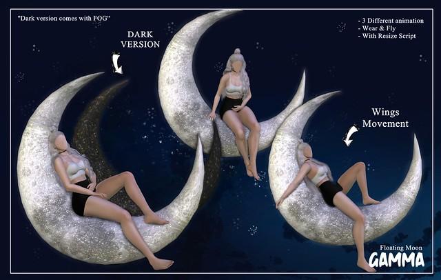 Gamma - Floating Moon
