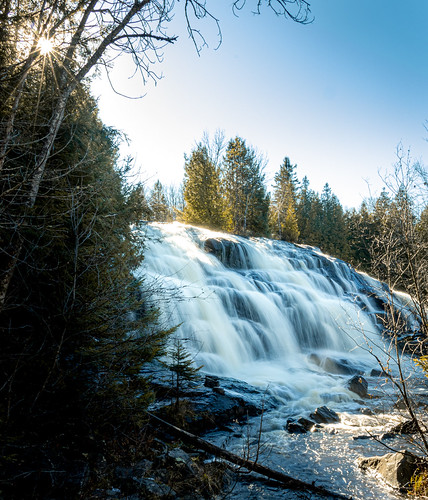 Bond Falls. From Top Five Hidden Gems in Michigan for Hikers and Paddlers
