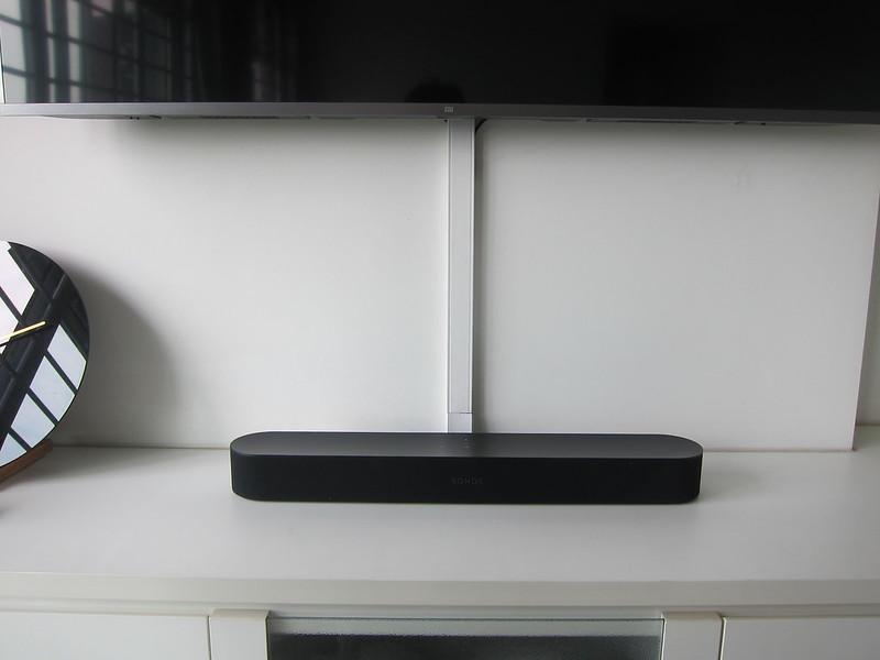 Sonos Beam - With TV