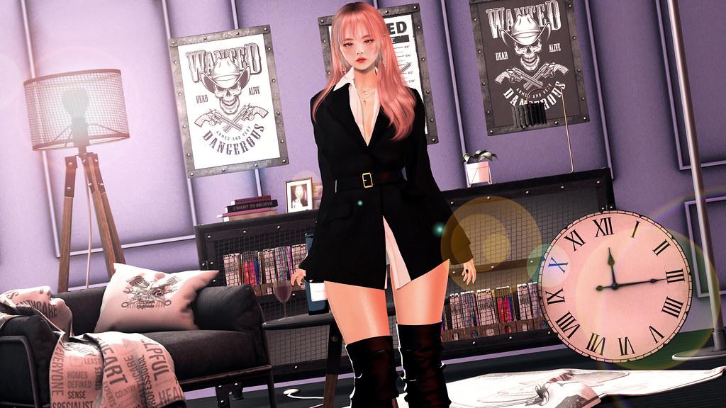 Husband Office ♥ Look #184 Danniexblood