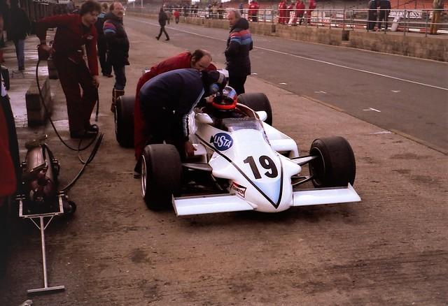 F2 International Trophy, Silverstone, 30.3.84