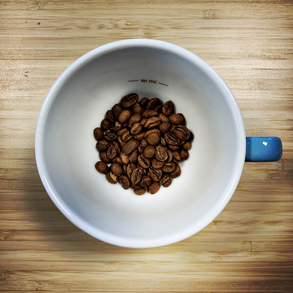 Coffee Chronicles 012 - The Beans
