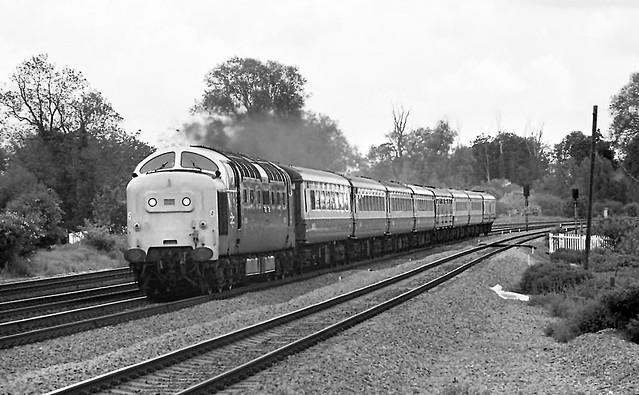 Class 55 55015
