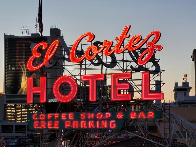 Las Vegas, NV El Cortez Hotel