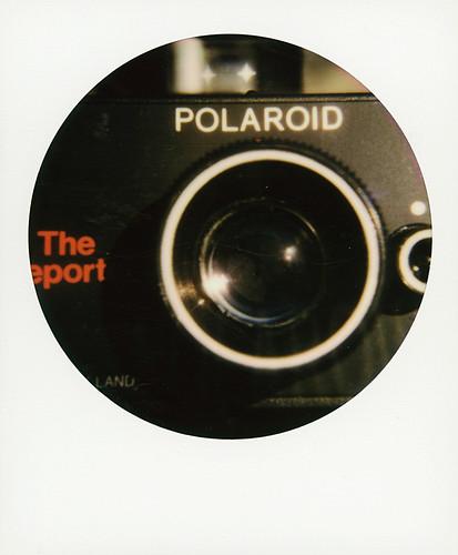 Polaroid Reporter