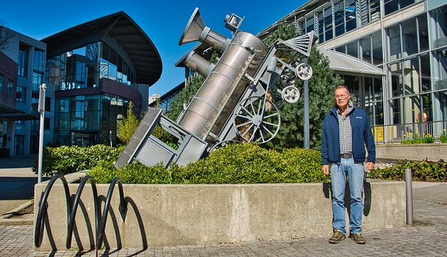 2021 - Burnaby - Search Engine by Bruce Voyce