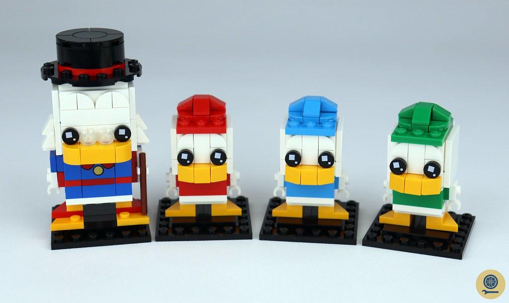 40477 Scrooge McDuck, Huey, Dewey and Louie 1