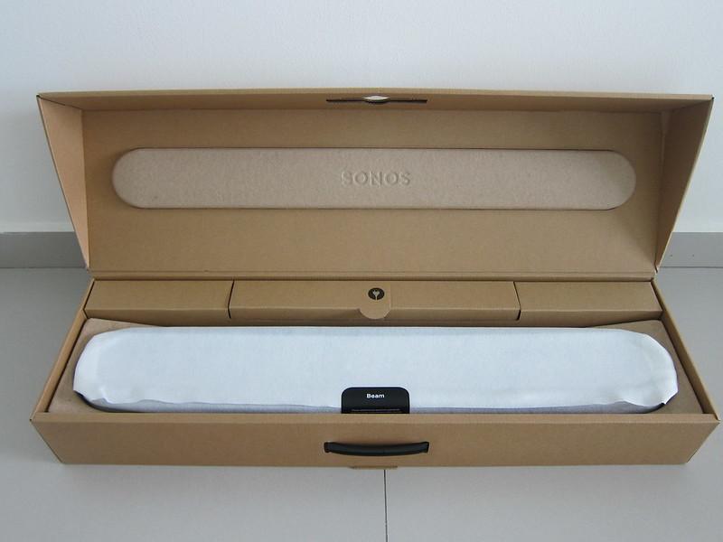 Sonos Beam - Inner Box Open