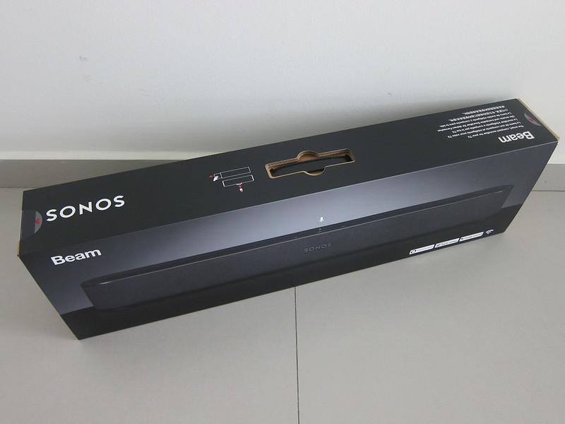 Sonos Beam - Box