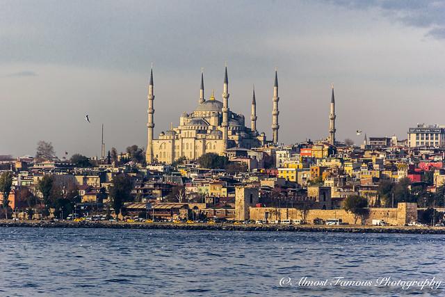 Blue Mosque....
