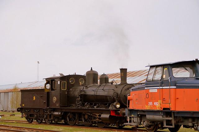Tåg 8.