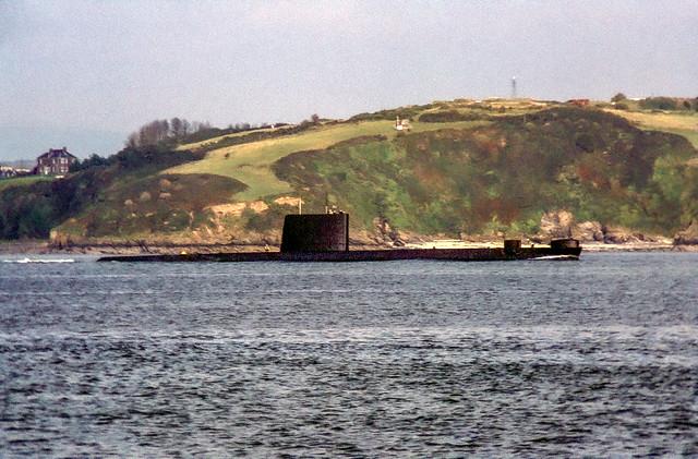 British Diesel-Electric Submarine