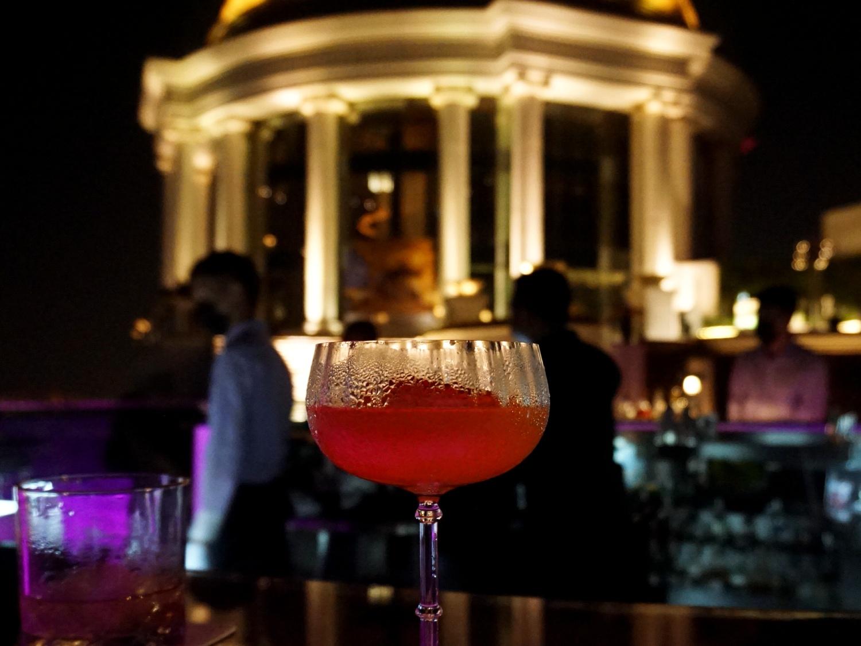 Lebua Hotel Sky Bar