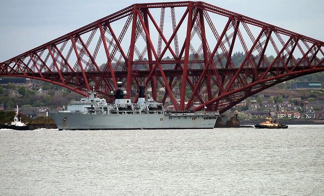 HMS Albion 6
